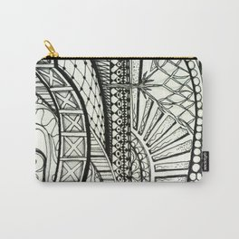 Tangled Land Carry-All Pouch