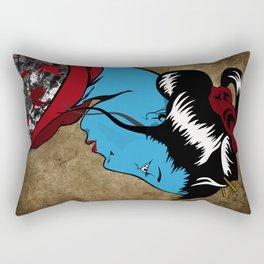 Akasuki  Rectangular Pillow