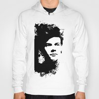 harry styles Hoodies featuring Harry Styles by Aki-anyway