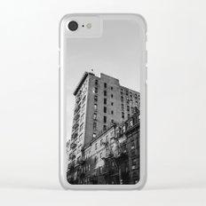 Soho XXII Clear iPhone Case