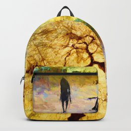 Walk Under the Willow Backpack