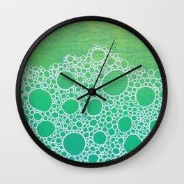 Linear No. 9 Wall Clock