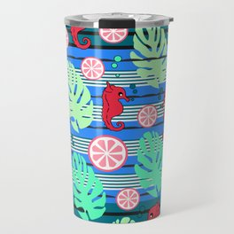 Fruity underwater Travel Mug