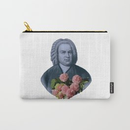 Bach Flowers Carry-All Pouch