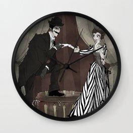 H. H. Holmes Wall Clock