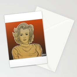 (One And Only - Marilyn) - yks by ofs珊 Stationery Cards
