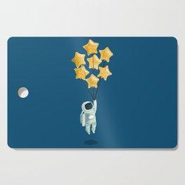 Astronaut's dream Cutting Board