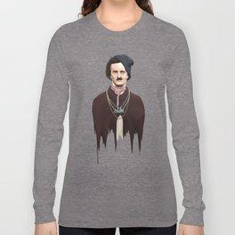 Eddie Poe Long Sleeve T-shirt