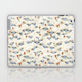 Go To Sleep Sheep Laptop & iPad Skin