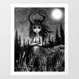 Centauride Art Print