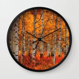 Grove Wall Clock