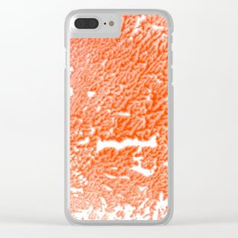 carrying Clear iPhone Case