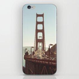 San Fran iPhone Skin