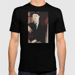 Paul Guillaume by Amedeo Modigliani T-shirt