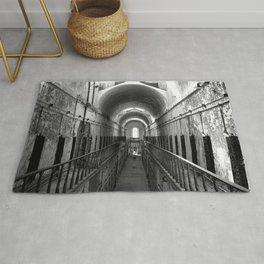 Eastern State Penitentiary  Rug