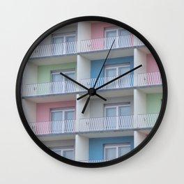 hotels motels hotels Wall Clock
