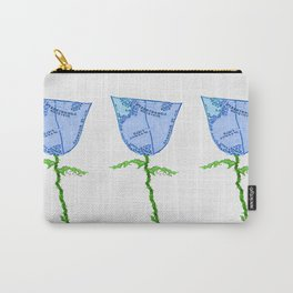 Strange Flora #002 Carry-All Pouch