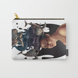 The Monsters in your Head Carry-All Pouch