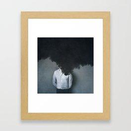 Confessions of a Broken Heart Framed Art Print