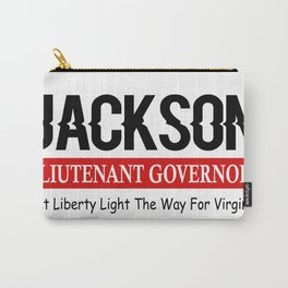 Jackson For Lt Gov Carry-All Pouch