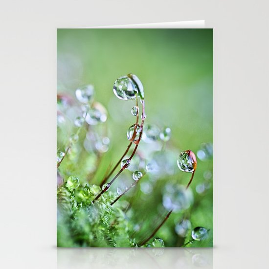 When you hear the fairies sing, you'll know you found my secret hiding place... Stationery Cards