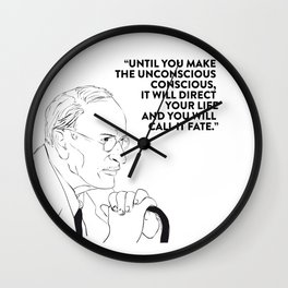Jung Wall Clock