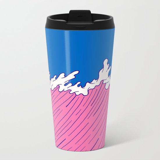 Sea Swell Metal Travel Mug