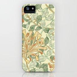 """William Morris """"Honeysuckle"""" 3. iPhone Case"""