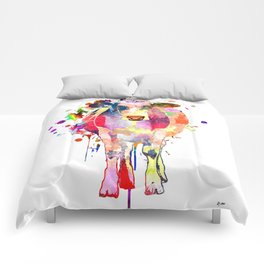 Colored Cow Comforters