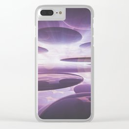 float ins Clear iPhone Case