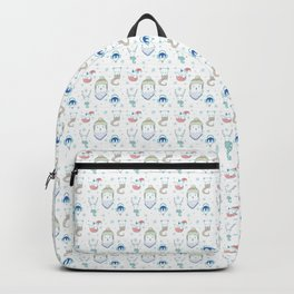 Warm Arctic Animals Backpack