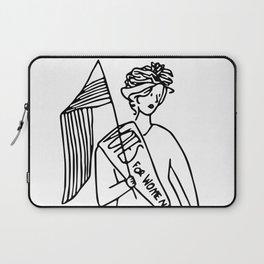 Votes for Women Laptop Sleeve