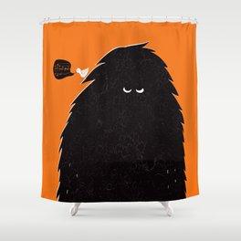 Monster Shower Curtain