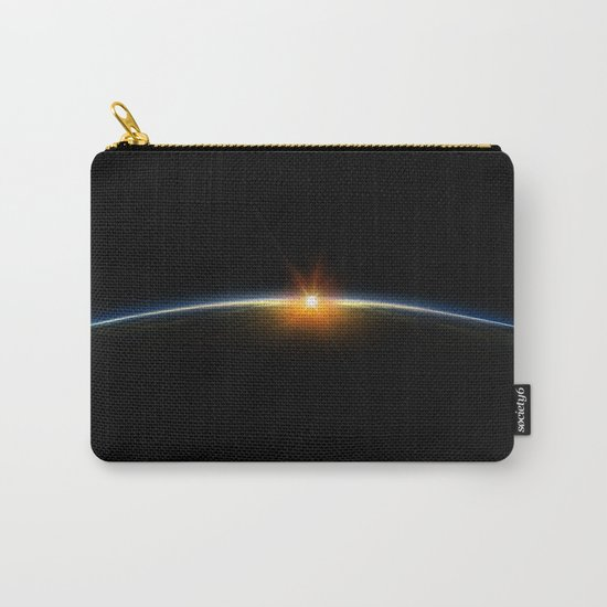 Earthrise Carry-All Pouch