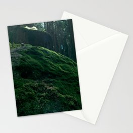 Grassy knoll Stationery Cards