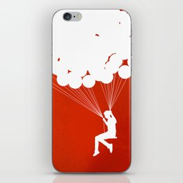 Suspension iPhone Skin