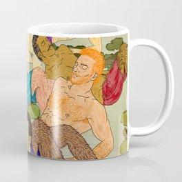 Sunbathers Coffee Mug