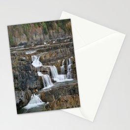 Kootenai Falls Stationery Cards