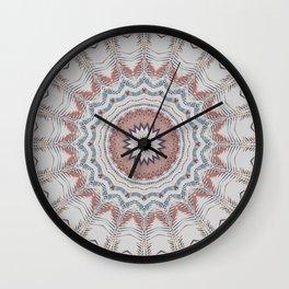 Dreamcatcher Earth Wall Clock