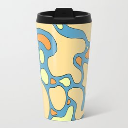Bacteria Cell AT02X Travel Mug