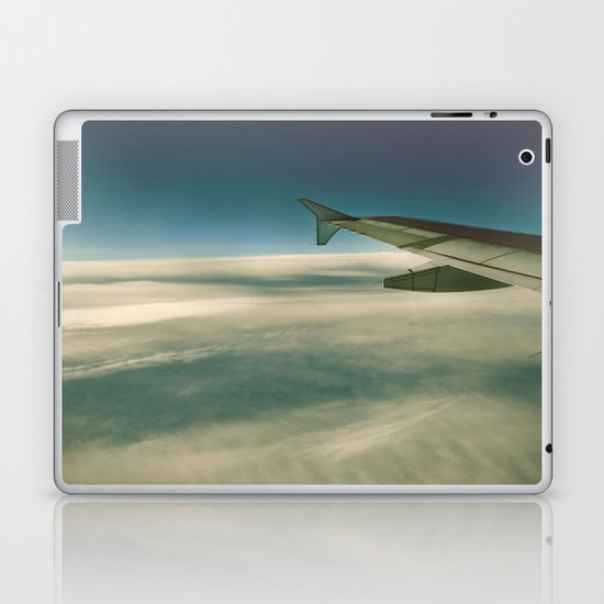Way Up Here Laptop & iPad Skin