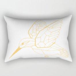 Kingfisher Butterscotch Rectangular Pillow