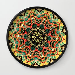 The Comeback Swirl - Original  Wall Clock