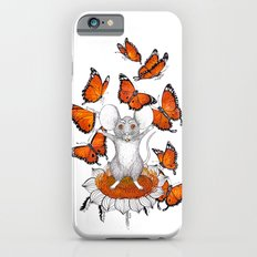 Mouse Butterflies iPhone 6s Slim Case