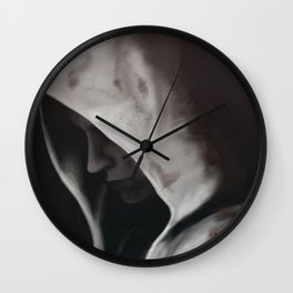 Hope is dreamt and lost Wall Clock