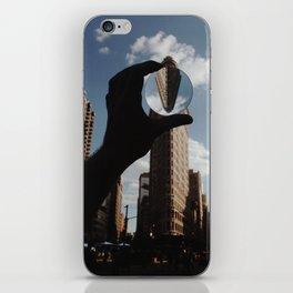 Convex Flatiron iPhone Skin