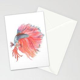 Fish Beauty Stationery Cards