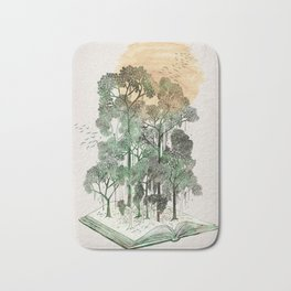 Jungle Book Bath Mat