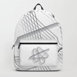 Neverending lines Backpack