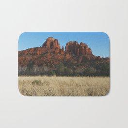 Cathedral - Sedona, Arizona Bath Mat